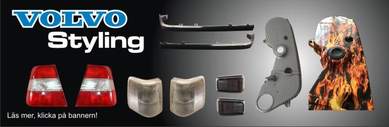 Volvo styling
