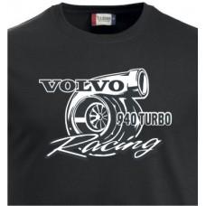 T-shirt Volvo 940 turbo