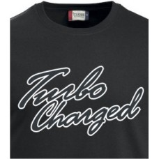 T-shirt Turbo Charged